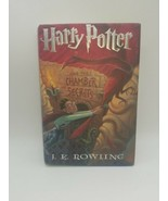 HARRY POTTER AND THE CHAMBER OF SECRETS -J.K. ROWLING-True 1st edition/1... - $120.00