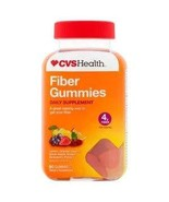 CVS Children's Fiber Gummies Peach Strawberry and Wild Berry 60 ct - $19.99