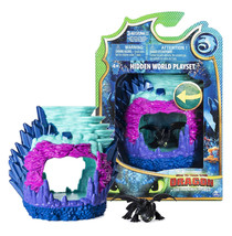 How To Train Your Dragon The Hidden World Dragon Lair Playset with Tooth... - $12.88