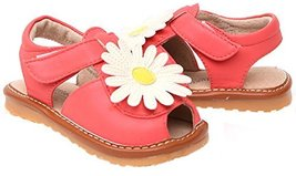Toddler/Little Kids Flower Princess Casual Outdoor Sandal Watermelon Red