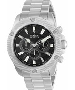 BRAND NEW INVICTA PRO DIVER 22716 SILVER STAINLESS STEEL CHRONOGRAPH MEN... - $217.79
