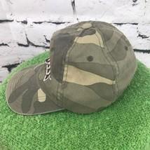 Gap Boys Sz S-M Hat Camouflage Adjustable Baseball Cap Flaw image 2