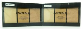 CoverGirl Trublend Super Stunner Palette Trio Glowing Up *Twin Pack* - $14.29