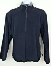 Nike ACG Black Fleece Pullover Thermal Fit Men's Jacket Size XL - $22.71