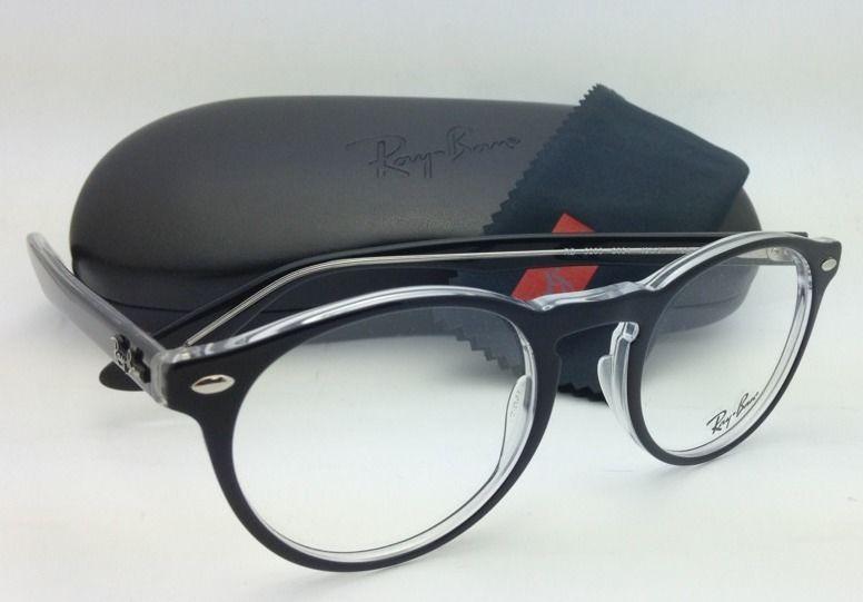 0c8b0ec2c72 t2ec16dhjgiffo01oyvjbser5u3pyq 60 57. t2ec16dhjgiffo01oyvjbser5u3pyq 60 57.  Previous. New RAY-BAN Eyeglasses ICONS RB 5283 2034 49-21 Black   Clear  Frames