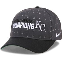 Kansas City Royals Nike 2015 World Series Champions Snapback Adjustable ... - £23.91 GBP