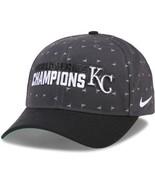 Kansas City Royals Nike 2015 World Series Champions Snapback Adjustable ... - £23.93 GBP