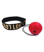 Boxing Reflex Speed Punch Ball Training Hand Eye Coordination w/ Head Re... - $3.96