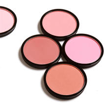 FOCALLURE 6 Colors Blush Makeup Cosmetic Natural Pressed Blusher Powder ... - $7.99