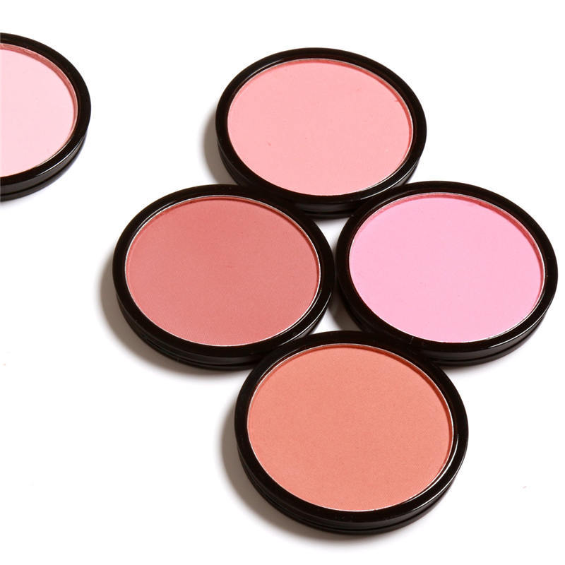 Ors blush makeup cosmetic natural pressed blusher powder palette charming cheek color make up 88