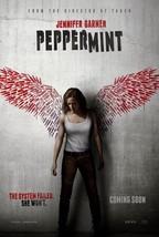 "Peppermint Movie Poster Jennifer Garner Action Film Print 27x40"" 24x36"" ... - $9.80+"