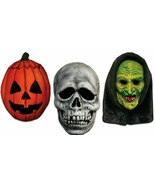 Halloween III Season Of The Witch Mask Set by Trick Or Treat Studios - $206.46