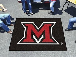 NCAA -  Miami (OH) Tailgater Rug 5x6  - $137.99