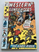 Western Gunfighters (1970 Marvel) #3 - $19.80