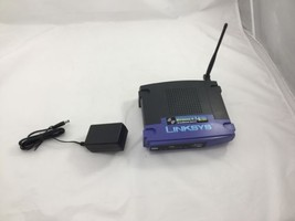 Linksys Wireless G Broadband Router WRK54G 2.4 GHz /802.11g - $14.01