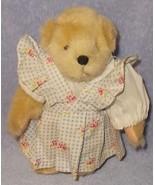Vintage Muffy Vanderbear Stuffed Bear High Tea NABCO - $7.95