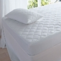 4 FT Small Double Size Quilted Mattress Protector Cover or Only Pillow P... - $10.03+