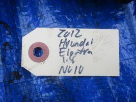 2012 Hyundai Elantra 1.8 NU10 throttle body assembly engine motor OEM electronic image 7
