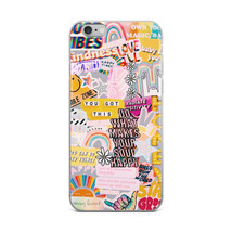 Collage iPhone Case ,Aesthetic iPhone Case , Summer iPhone Case - $25.00