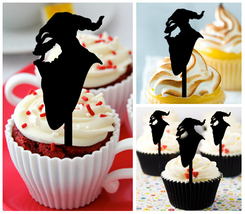 Ca427 Decorations cupcake toppers nightmare before christmas Package : 1... - $10.00