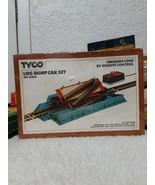 TYCOOperating Log Dump Set HO Scale # 952 Operating Dump car, Dumping s... - $10.73