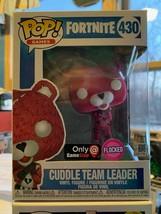 New Funko POP Cuddle Team Leader flocked, Fortnite, 430 perfect ... - $19.00