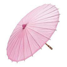 Fun Express - Pink Paper Parasols for Wedding - Party Supplies - Servewa... - $8.70