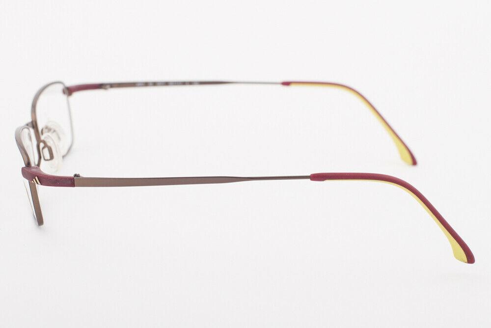 Adidas A955 40 6071 Ambition Burgundy Eyeglasses 955 406071 48mm image 3