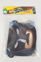 Lego The Batman Movie Birthday Party Paper Masks 8 Pieces Favors - $7.50