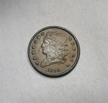 1835 Half Cent Classic Head Coin AI071 - $115.07
