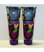 2-Pack Bath & Body Works Sparkling Plum Prosecco Ultra Shea Body Cream 8 oz - $22.72