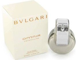 Bvlgari Omnia Crystalline Perfume 2.2 Oz Eau De Toilette Spray image 3