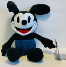 "Disney Parks Exclusive Oswald the Lucky Rabbit Classic Cozy Knit 11"" Plu... - $27.43"