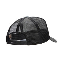 Goorin Bros Snapback Mesh Cap Black Tiger Instinct Only Trucker Hat 101-2680 image 2