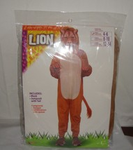 NEW! Forum Lion NWT  Costume Child Small 4-6 80967 Halloween Dress Up Play - $11.83