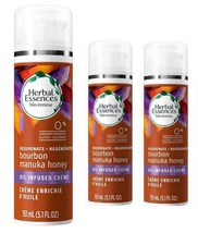 3 Herbal Essences Creme Oil Infused Bourbon Manuka Honey Bio-Renew Hair ... - $19.77
