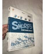 THE SMURFS ANTHOLOGY  Vol 1 By: Peyo  Stated FIRST PRINTING  Ex-lib GOOD... - $44.95