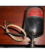 1/15 HP Dayton Power Motor On Mount w/Screws Tested Working - $12.50