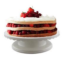 Rotating Cake Stand Revolving Pastry Turntable Platform Dessert Baking S... - $9.49