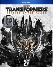 Transformers: Revenge of the Fallen 10 Year Anniversary [Blu-ray]  New