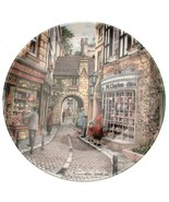 Royal Doulton The China Shop Colin Warden Window Shopping Plate CP590 - $31.44