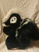 "Vintage 11"" Disney Flower The Skunk From Bambi Plush  - $22.76"