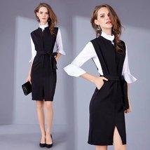 Fashion tide career dress Slim package hip ladies suits - $45.00