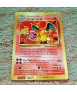 Pocket Monster Charizard Jumbo Pokemon Card Corocoro Not for sale RARE! ... - $566.78