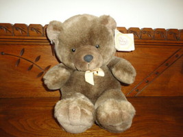 Ganz Heritage BUDDY BEAR Brown Handcrafted 12 in 1989 w Tags - $57.83