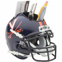 Virginia Cavaliers NCAA Football Schutt Mini Helmet Desk Caddy - $21.95