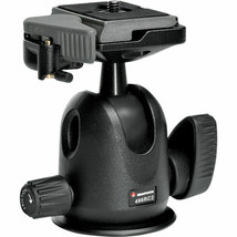 Manfrotto 496RC2 Compact Ball Head With Quick Release Plate 200PL-14 image 1