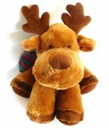 Russ Balsam Reindeer Soft Plush Christmas Stuffed Animal 14 inches New - $32.66
