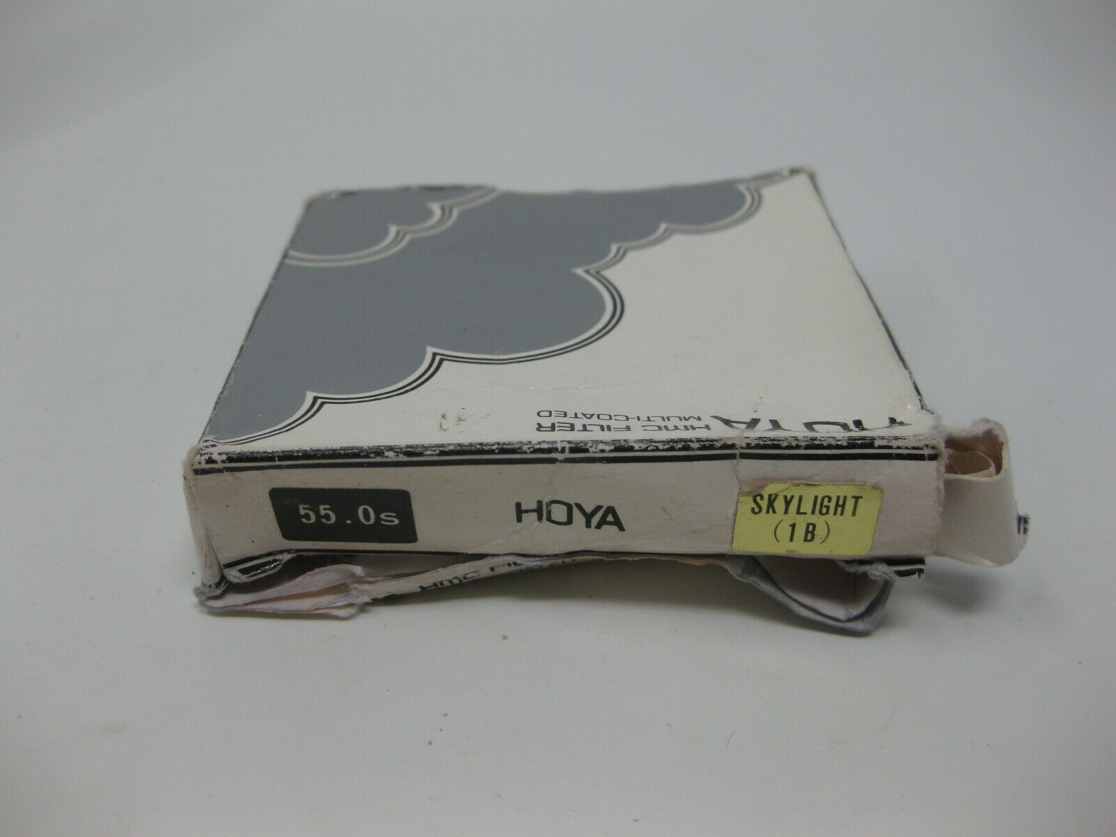 Primary image for HOYA 55mm SKYLIGHT (1B) Lens Filter - Unused New - Damaged Box