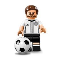 Nouveau Lego mini figurine S Maillot (Allemand foot équipe) séries 71014 - - $9.46